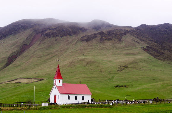 Reynisfjara Church